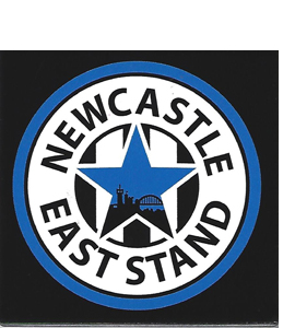 Newcastle East Stand (Ceramic Coaster)