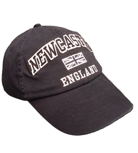 Newcastle England Cap Exclusive Design