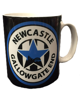 Newcastle Gallowgate End (Mug)
