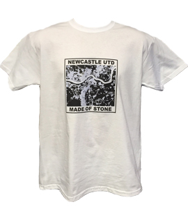 Newcastle Made of Stone (T-Shirt)