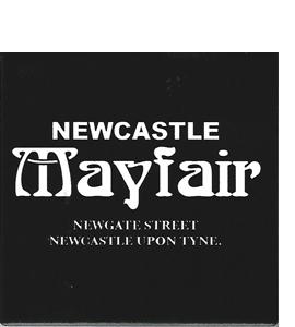 Newcastle Mayfair (Ceramic Coaster)