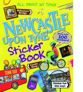 Newcastle Sticker Book