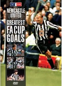 Newcastle United FC: Greatest FA Cup Goals (DVD)