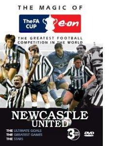 Newcastle United FC: The Magic of the FA Cup (DVD)