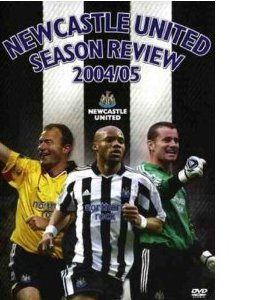 Newcastle United: End of Season Review 2004/2005 (DVD)