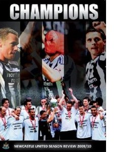 Newcastle United:Champions Season Review 2009/2010 (DVD)