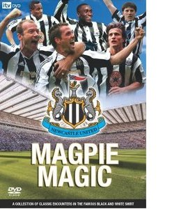 Newcastle United: Magpie Magic (DVD)