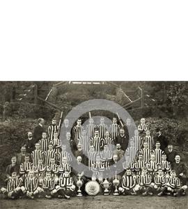 Newcastle United 1909-10 (Print)