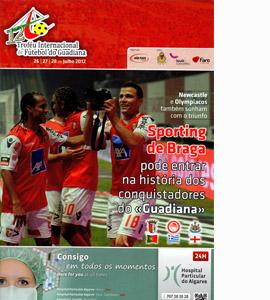 Portugal Tournament - Newcastle United Friendly (Programme)