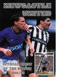 Newcastle United Season Review 1989/90 (DVD)