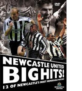 Newcastle United Big Hits (DVD)