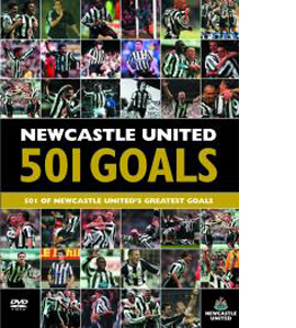 Newcastle United 501 Goals (DVD)