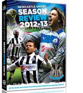 Newcastle United: Season Review 2012/13 (DVD)