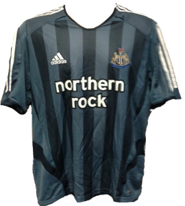 Newcastle United 2005/06 Away Shirt