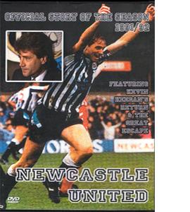 Newcastle United Season Review 1991/92 (DVD)