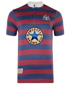 Newcastle United 1996 Away shirt