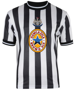 Newcastle United 1998 Home Shirt