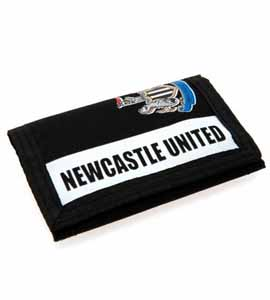 Newcastle United F.C. Nylon Wallet
