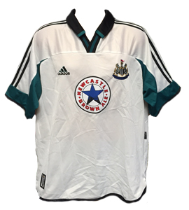 Newcastle United 1999-00 Away Shirt