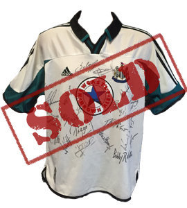 Newcastle United 1999/00 Away Shirt (Signed)
