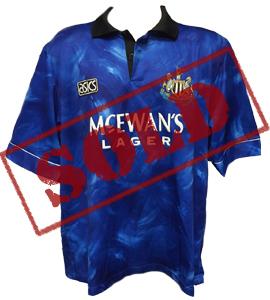 Newcastle United 1993-95 Away Shirt