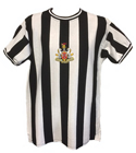 Newcastle United 1972-75 Official Retro Home Shirt