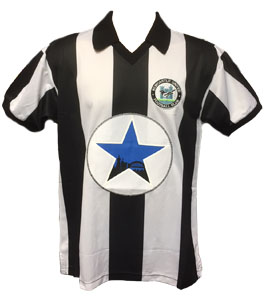 Newcastle United 1980-1983 Official Retro Home Shirt