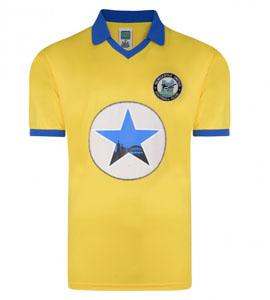 Newcastle United 1982-83 Official Retro Away Shirt