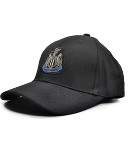 Newcastle United Baseball Official Cap Black