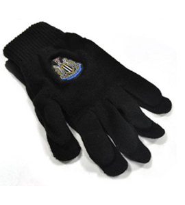 Newcastle United Official Knitted Gloves