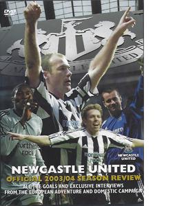 Newcastle United Season Review 2003/04  (DVD)