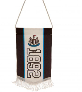 Newcastle United FC Official Mini Pennant