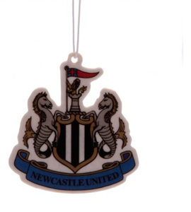 Newcastle United FC Official Club Crest Air Freshener