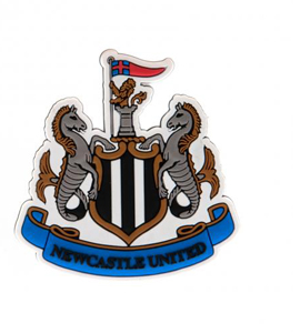 Newcastle United FC Official 3D Fridge Magnet