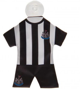 Newcastle United FC Official Car Hang Up Mini Kit