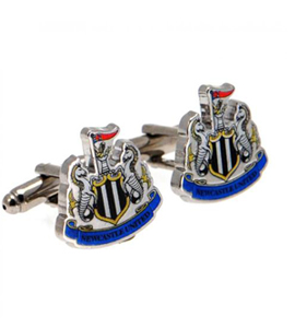 Newcastle United FC Official Club Crest Cufflinks
