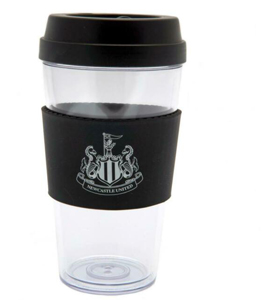 Newcastle United F.C. Plastic Travel Mug