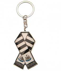 Newcastle United FC Keyring BS