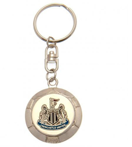 Newcastle United FC Keyring SF