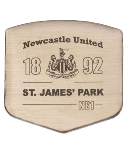 Newcastle United FC Badge HS