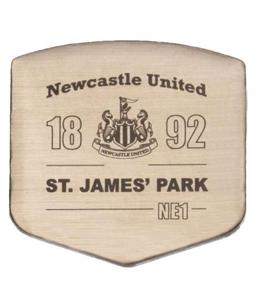 Newcastle United FC Badge HS