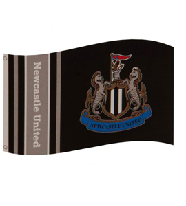 Newcastle United FC Flag WM