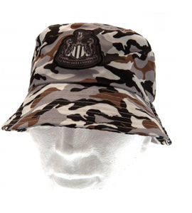 Newcastle United FC Camo Bucket Hat Yth