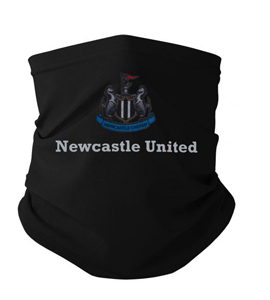 Newcastle United FC Reflective Snood Wordmark