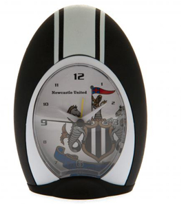 Newcastle United FC Quartz Alarm Clock