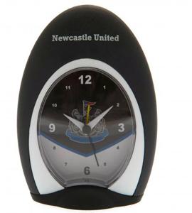 Newcastle United FC Quartz Alarm Clock SW