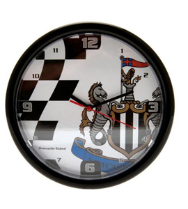 Newcastle United FC Wall Clock CQ