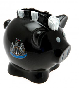Newcastle United FC Mohawk Piggy Bank