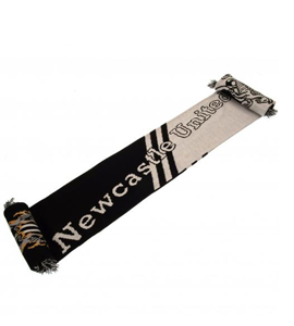 Newcastle United FC Scarf BW