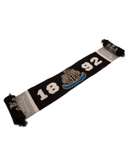 Newcastle United FC Scarf RT